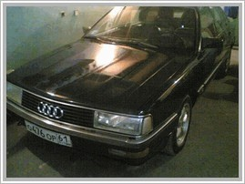Автомобиль Audi 200 2.2 Turbo quattro