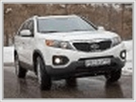 Продажа Kia New Sorento 2.2 AT