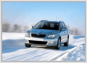 Авто Skoda Octavia Combi 1.4 AT 122 Hp